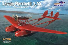 DORA WINGS 1/72 1/72 Savoia-Marchetti S.55 Record Flight