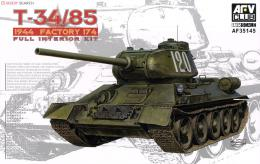 AFV CLUB 1/35 T-34/85 Mod.1944 Factory No.174