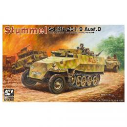 AFV CLUB 1/35 Sd.Kfz. 251/9 Ausf. D Early Type
