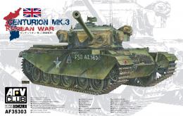 AFV CLUB 1/35 Centurion Mk.3 Korean War