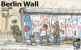 AFV CLUB 1/35 Berlin Wall (3 Pieces)