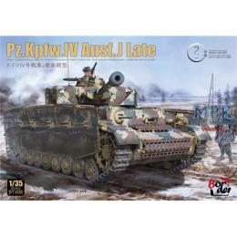 BORDER MODEL 1/35 Pz.Kpfw IV Ausf.J Late