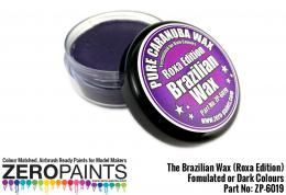 ZERO PAINTS 6019 The Brazilian Wax Roxa Edit 60g