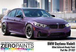 ZERO PAINTS 1127- BMW-DAYTONA Violet Paint 60ml