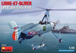 MINIART 1/35 Liore-et-Oliver LeO C.30A Early Production