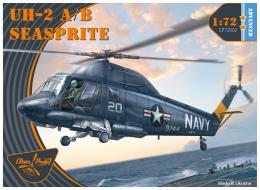 CLEAR PROP 1/72 UH-2A/B Seasprite (4x camo)