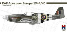H2000 1/72 P-51B Mustang Mk.III RAF Aces over Europe