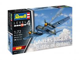 REVELL 1/72 Junkers Ju-88A-1 Battle of Britain Anniversary