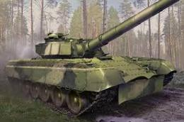 TRUMPETER 1/35 Soviet Object 292 Experienced-Tank