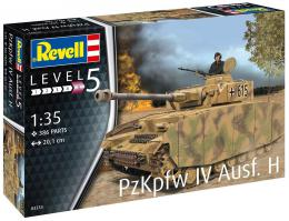 REVELL 1/35 Panzer IV Ausf. H