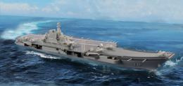 Trumpeter 1/1000 PLA Navy Aircraft Carrier LiaoNing CV-16