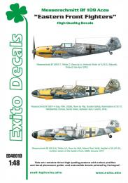 EXITO Decals 1/48 Eastern Front Fighters (Bf-109)