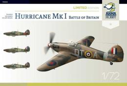 ARMA HOBBY 1/72 Hurricane Mk.I Battle of Britain LIMITED