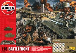 AIRFIX 1/76 D-Day Battlefront (1