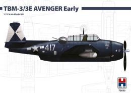 H2000 1/72 TBM-3/3E AVENGER Early