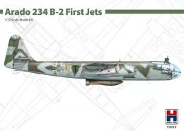 H2000 1/72 Arado Ar-234B-2 First Jets
