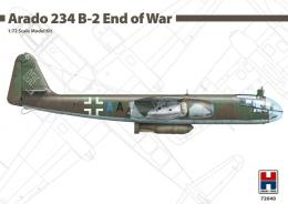 H2000 1/72 Arado Ar-234B-2 End of War