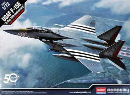 ACADEMY 1/72 USAF F-15E Strike Eagle D-Day 75th Anniversary