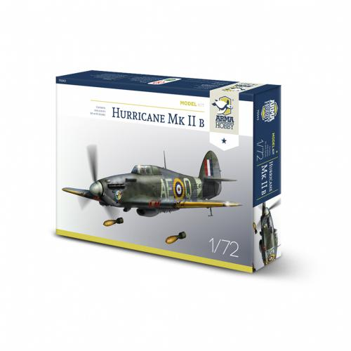 ARMA HOBBY 1/72 Hurricane Mk.IIb Model Kit