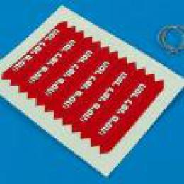 1/32 Remove before flight flags-white letter. IDF