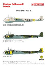 TECHMOD 1/48  Dornier Do-17Z-2