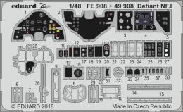 EDUARD Lepty 1/48 Defiant NF.I  for AIRF