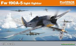 EDUARD PROFIPACK 1/48 Fw 190A-5 Light Fighter