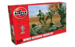 AIRFIX 1/76 WWII German Infantry