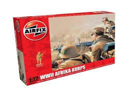 AIRFIX 1/76 WWII Africa Corps