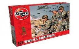 AIRFIX 1/72 US Paratroops
