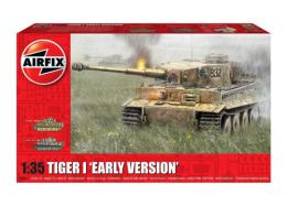 AIRFIX 1/35 Sd.kfz VI Tiger I Early Version - Operation Citadela