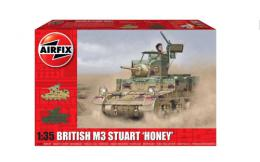 AIRFIX 1/35 M3 Stuart Honey (British Version)