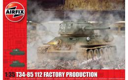 AIRFIX 1/35 T-34/85 No.112 Factory Production