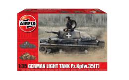AIRFIX 1/35  German Light Tank Pz.Kpfw.35(t)