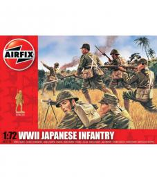 AIRFIX 1/72 WWII Japanese Infantry