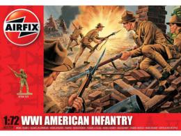 AIRFIX 1/72 WWI Am.Inf.