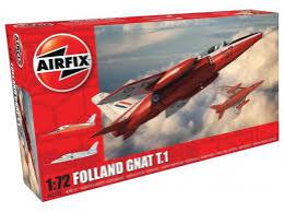 AIRFIX 1/72 Folland Gnat T.1 1/72