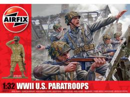 AIRFIX 1/32 WWII US Paratroopers