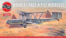 AIRFIX 1/144 Handley Page H.P.42 Heracles  VINTAGE