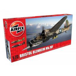 AIRFIX 1/72 Bristol Blenheim M.IVF ( Fighter )