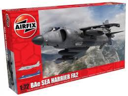 AIRFIX 1/72 Sea Harrier FA2