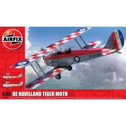 AIRFIX 1/48 de Havilland D.H.82a Tiger Moth
