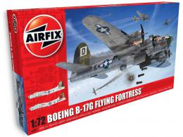 AIRFIX 1/72 Boenig B-17G Flying Fortress New Scheme