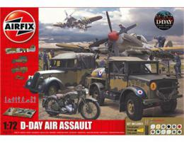 AIRFIX 1/72 D-Day 75th Anniversary Air Assault Gift Set