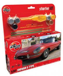 AIRFIX 1/32 Jaguar Start Set