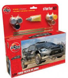 AIRFIX 1/32 Ford Fiesta Rs Wrc Gift Set