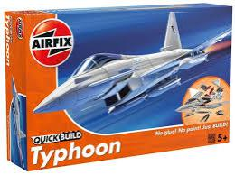 AIRFIX 6002 Quickbuild Typhoon
