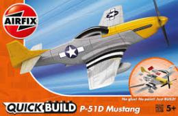 AIRFIX 6016 Quick Build P-51D  Mustang