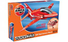 AIRFIX 6018 Quickbuild Red Arrow Hawk