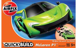 AIRFIX 6021 Quickbuild McLaren P1 Green
